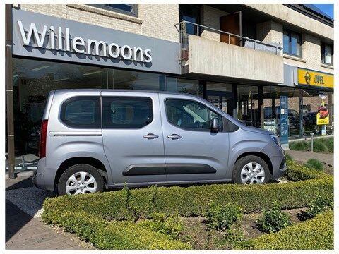 Opel Combo Life Edition 1.2Turbo 110Pk 7-zitplaatsen/Navi/... 2/10