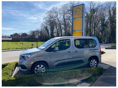 Opel Combo Life Edition 1.2Turbo 110Pk 7-zitplaatsen/Navi/... 4/10
