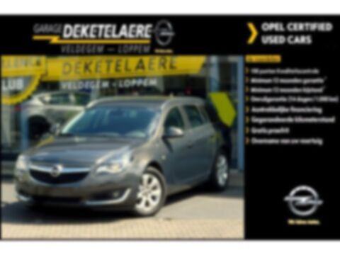 Opel Insignia Sports Tourer EDITION 1.6D 120PK * PARKEERSENSOREN * NAVI * AUTOMATISCHE AIRCO *