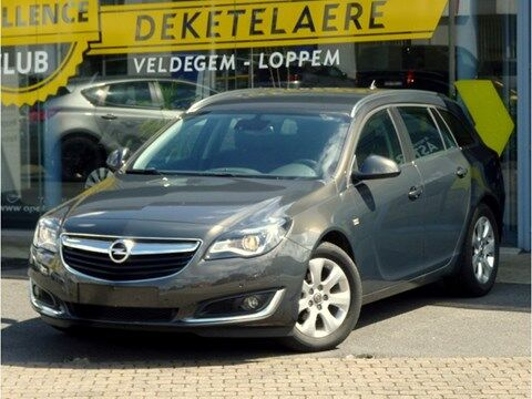 Opel Insignia Sports Tourer EDITION 1.6D 120PK * PARKEERSENSOREN * NAVI * AUTOMATISCHE AIRCO * 2/11