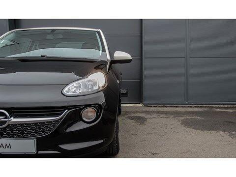 Opel ADAM 1.4 JAM Black Pack + Parkeersens. | Apple Carplay 9/18