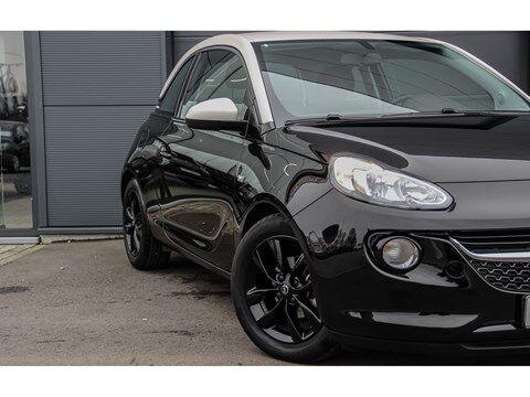 Opel ADAM 1.4 JAM Black Pack + Parkeersens. | Apple Carplay 12/18
