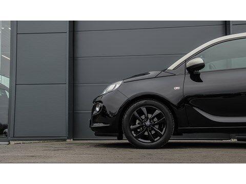 Opel ADAM 1.4 JAM Black Pack + Parkeersens. | Apple Carplay 15/18