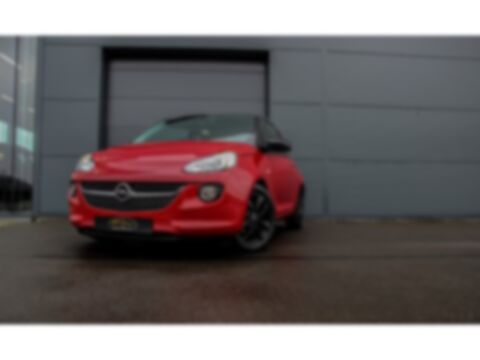 Opel ADAM 1.4 JAM Red n Roll + Parkeersens. | Apple Carplay