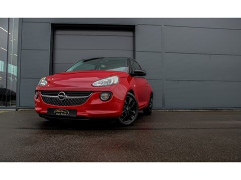 Opel ADAM 1.4 JAM Red n Roll + Parkeersens. | Apple Carplay 1/23