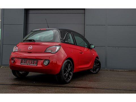 Opel ADAM 1.4 JAM Red n Roll + Parkeersens. | Apple Carplay 3/23