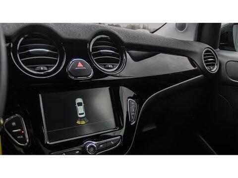 Opel ADAM 1.4 JAM Red n Roll + Parkeersens. | Apple Carplay 9/23