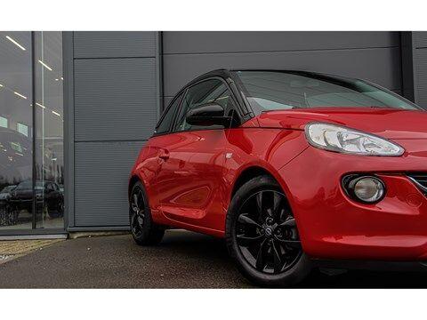 Opel ADAM 1.4 JAM Red n Roll + Parkeersens. | Apple Carplay 10/23