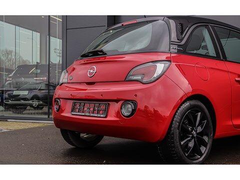 Opel ADAM 1.4 JAM Red n Roll + Parkeersens. | Apple Carplay 11/23