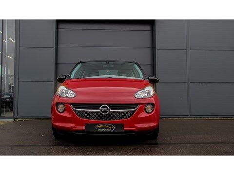Opel ADAM 1.4 JAM Red n Roll + Parkeersens. | Apple Carplay 14/23