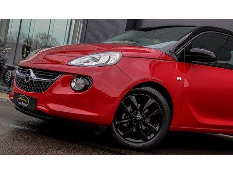 Opel ADAM 1.4 JAM Red n Roll + Parkeersens. | Apple Carplay 18/23