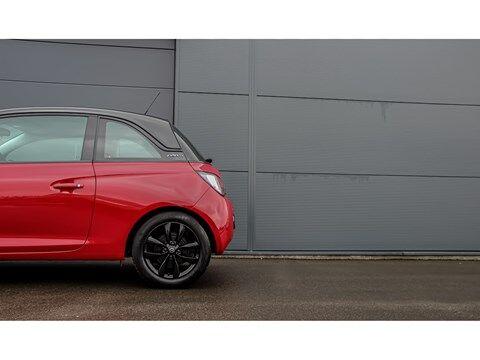 Opel ADAM 1.4 JAM Red n Roll + Parkeersens. | Apple Carplay 20/23