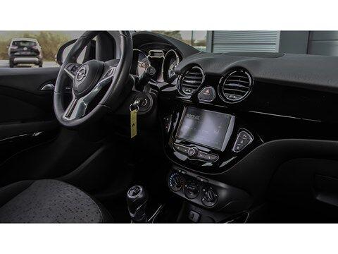 Opel ADAM 1.4 JAM Black Pack + Parkeersens. | Apple Carplay 6/18