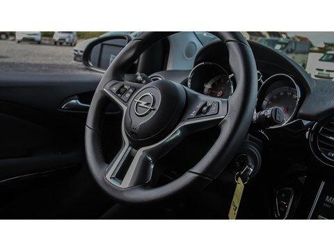 Opel ADAM 1.4 JAM Black Pack + Parkeersens. | Apple Carplay 8/18