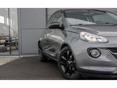 Opel ADAM 1.4 JAM Black Pack + Parkeersens. | Apple Carplay 13/18