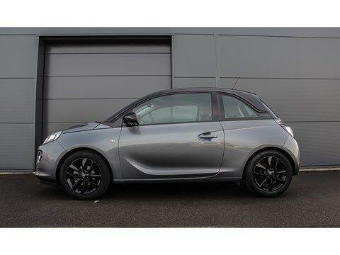 Opel ADAM 1.2 JAM Black Pack + Parkeersens. | Apple Carplay 5/18