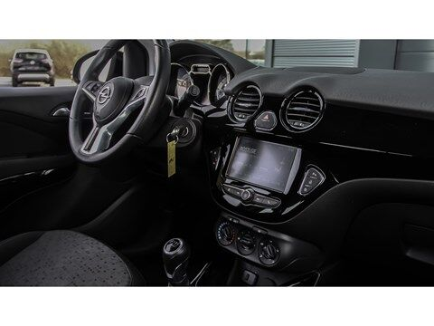 Opel ADAM 1.2 JAM Black Pack + Parkeersens. | Apple Carplay 6/18
