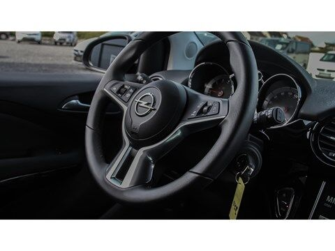 Opel ADAM 1.2 JAM Black Pack + Parkeersens. | Apple Carplay 8/18