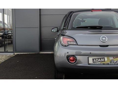 Opel ADAM 1.2 JAM Black Pack + Parkeersens. | Apple Carplay 12/18
