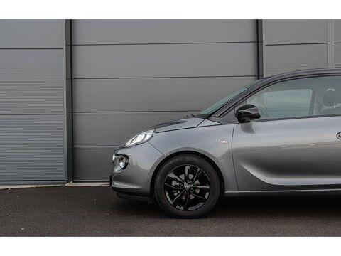 Opel ADAM 1.2 JAM Black Pack + Parkeersens. | Apple Carplay 15/18