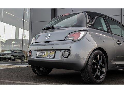 Opel ADAM 1.2 JAM Black Pack + Parkeersens. | Apple Carplay 16/18