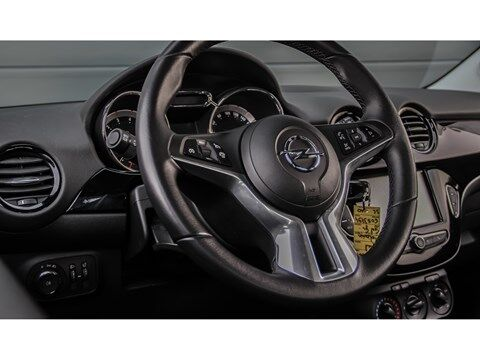 Opel ADAM 1.2 JAM Black Pack + Parkeersens. | Apple Carplay 17/18