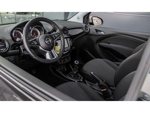 Opel ADAM 1.2 JAM Black Pack + Parkeersens. | Apple Carplay 18/18