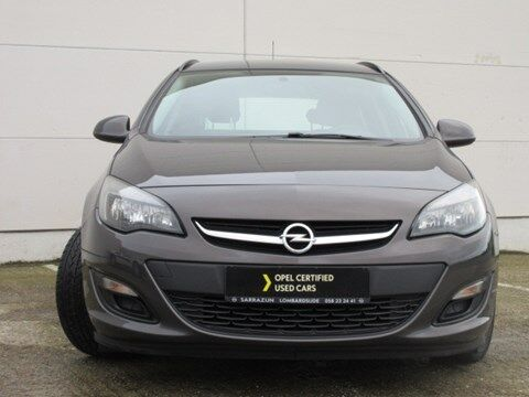 Opel Astra Sports Tourer 1.7CDTI Euro 5 81 kw , airco , cruise controle, 10/15