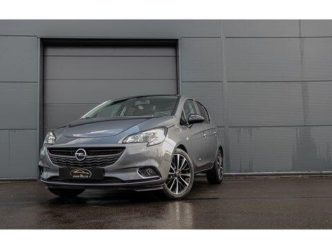 Opel Corsa 1.4 90 pk Design Line|Camera|Zwart dak|Apple Carplay 1/17