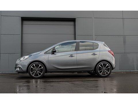 Opel Corsa 1.4 90 pk Design Line|Camera|Zwart dak|Apple Carplay 3/17