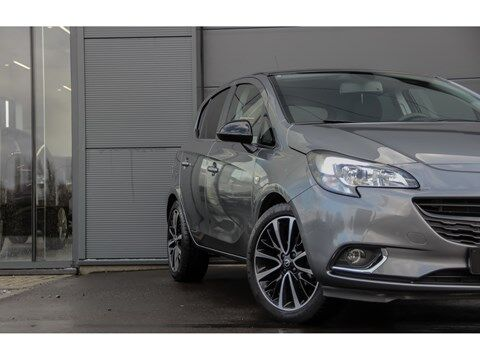 Opel Corsa 1.4 90 pk Design Line|Camera|Zwart dak|Apple Carplay 9/17