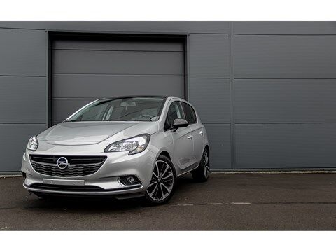Opel Corsa 1.4 90 pk Design Line|Camera|Zwart dak|Apple Carplay 1/17