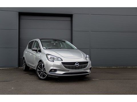 Opel Corsa 1.4 90 pk Design Line|Camera|Zwart dak|Apple Carplay 2/17
