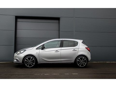 Opel Corsa 1.4 90 pk Design Line|Camera|Zwart dak|Apple Carplay 3/17