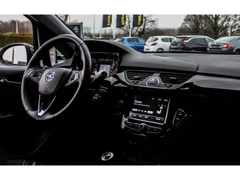 Opel Corsa 1.4 90 pk Design Line|Camera|Zwart dak|Apple Carplay 5/17