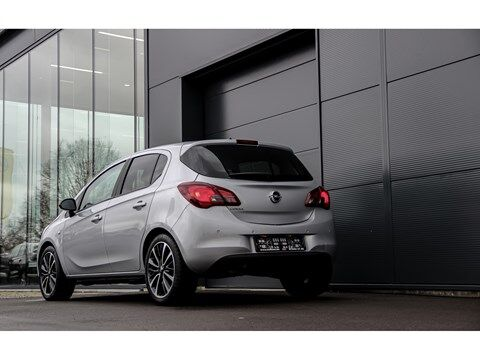 Opel Corsa 1.4 90 pk Design Line|Camera|Zwart dak|Apple Carplay 10/17