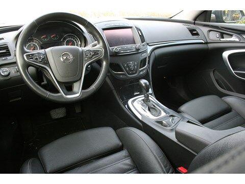 Opel Insignia 1.6T Cosmo AUTOMAAT*NAVIGATIE*CAMERA*LEDER* 3/10