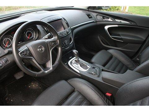 Opel Insignia 1.6T Cosmo AUTOMAAT*NAVIGATIE*CAMERA*LEDER* 4/10