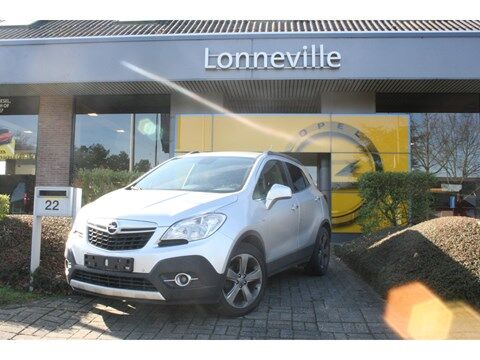 Opel Mokka 1.6B Cosmo *NAVIGATIE*LEDER*CAMERA* 1/11