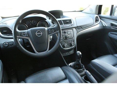 Opel Mokka 1.6B Cosmo *NAVIGATIE*LEDER*CAMERA* 3/11