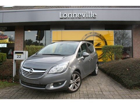Opel Meriva 1.4 Turbo Ultimate Plus *NAVIGATIE*PANORAMISCH DAK* 1/11