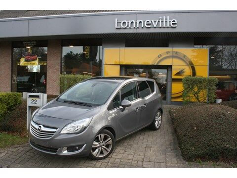 Opel Meriva 1.4 Turbo Ultimate Plus *NAVIGATIE*PANORAMISCH DAK* 2/11