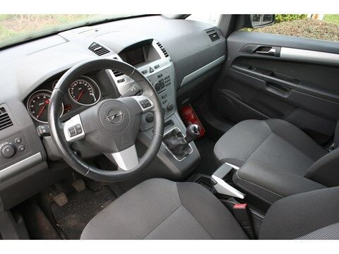 Opel Zafira 1.6B ENJOY 115PK *AIRCO* 4/8