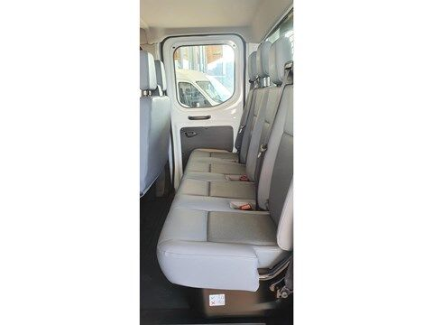 Ford Transit CDC 350EL L5 2.0 TDCI 170CV RWD 8/11