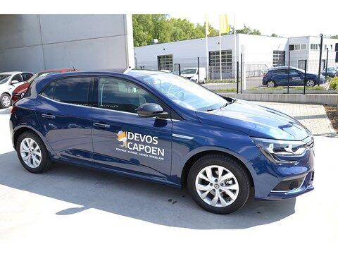 Renault Megane TCe 140 GPF Limited#2 4/10