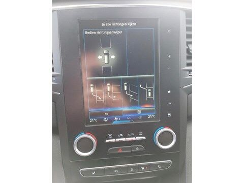 Renault Megane Grandtour Bose Edition Tce 130 EDC + leder + Night Pack + Easy Parking Pack 9/17