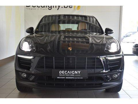 Porsche Macan S 3.0B * AUTOMAAT * PANO DAK * LEDER * 2/26