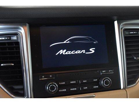 Porsche Macan S 3.0B * AUTOMAAT * PANO DAK * LEDER * 15/26