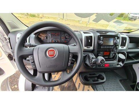 Fiat Ducato M-H2 2.3MJET 140PK 10/12