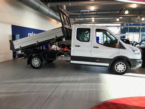 Ford Transit 0km -met 3-zijdig kippende laadbak!!! 2/5